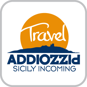 Logo Addiopizzo travel agenzia incoming sicilia partner tourists for future
