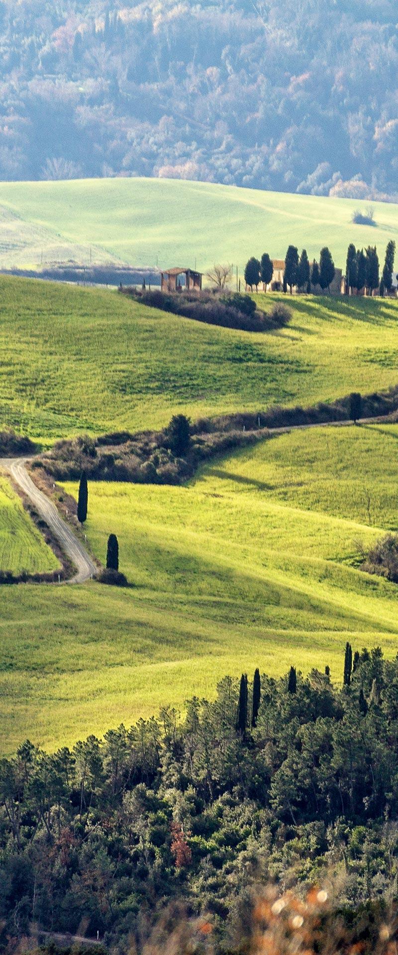 Toscana itinerario tourists 4 future