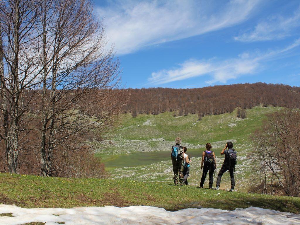T4F Abruzzo itinerario