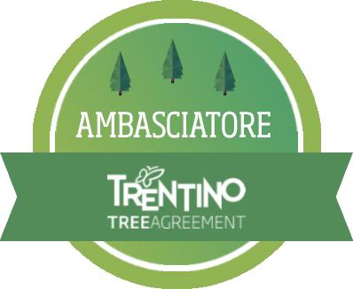 Logo Trentino Tree Compensazione Viaggio Tourists 4 Future