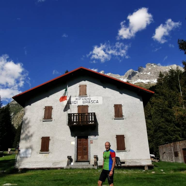 Cristiano Pignataro guida ambientale escursionistica