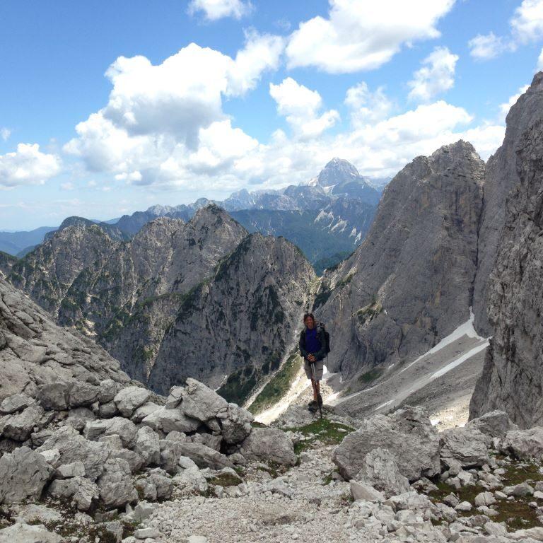 Stefania Gentili Alpi Carniche